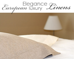 european luxury linens