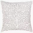 madaspen home contemporary linen throw pillows